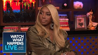 Did Nene Leakes Overreact About Her Closet? | RHOA | WWHL