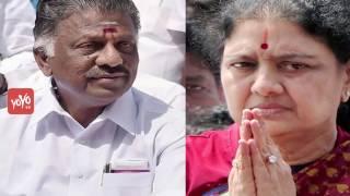 శశికళకు టోపీ.. పన్నీరుసెల్వం.. | Twist in RK Nagar Bypoll | Sasikala Vs Panneerselvam