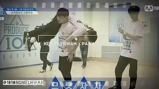 download lagu Wanna One Park Woojin × Kim Jaehwan gratis