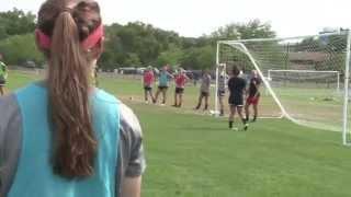Women's Soccer 2014 Pre-Season