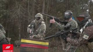 2016 Fulda Gap Paintball Scenario Highlight - 11TH ANNIVERSARY