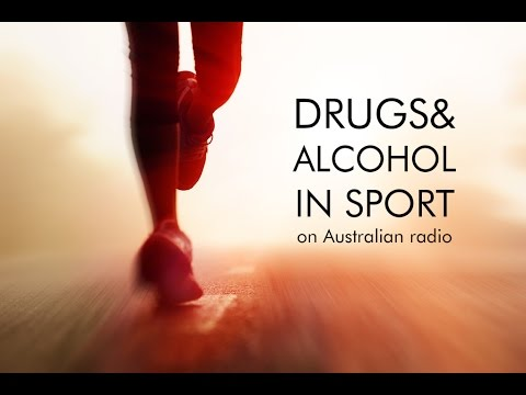 0 Athletes and Drug Addiction: Psychologist Cameron Brown on ABC Sydney Webcast