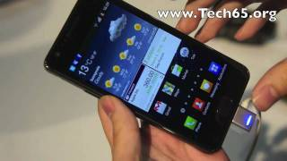 Samsung Galaxy S2 First Look