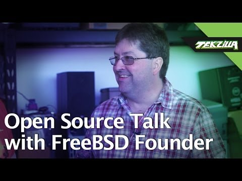 FreeBSD, Open Source, FreeNAS Interview!