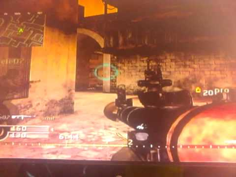Call of duty M.W.4 P90 do toho