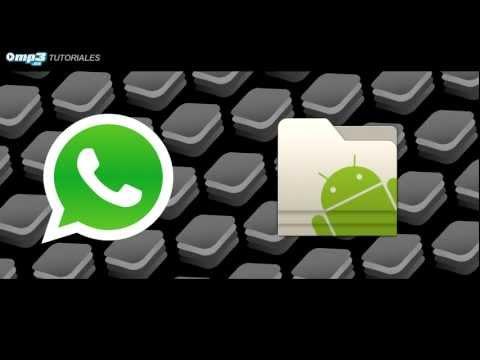 Cómo enviar fotos en Whatsapp desde tu PC - Tutorial - Mp3.es