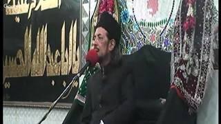 Lives Allama Zameer Akhtar Naqvi Majlis e Shahdat Hazrat Muslam Bin Aqeel A.S