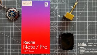 Experience The Gradient Beauty _ Neptune Blue ft. Redmi Note 7 Pro