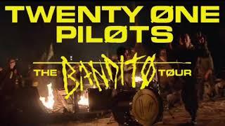 twenty one pilots: Levitate (UPDATED Bandito Tour Version)