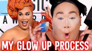 HOW TO GLOW UP FOR THE RED CARPET | PatrickStarrr