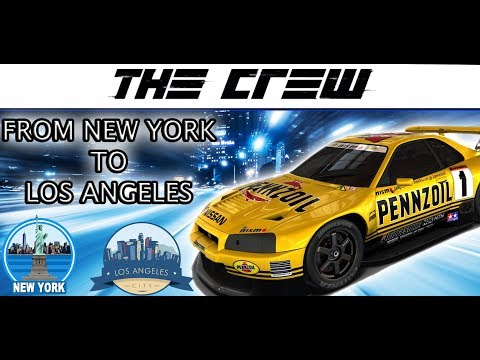 download lagu The Crew  From New York To Los Angeles gratis