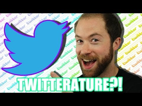 Is Twitter the Newest Form of Literature? | Idea Channel | PBS