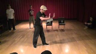 天満バトル! POP vol7 JUDGE SOLO ACKY ( 3D CREW / FAB 5 BOOGz / O.G.S )