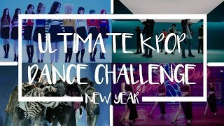 ULTIMATE KPOP RANDOM DANCE CHALLENGE (NEW YEAR SPECIAL)