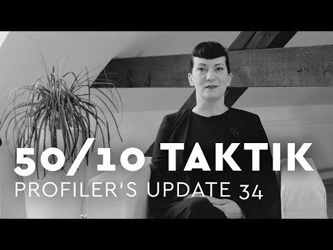 Produktiv arbeiten - Die 50/10 Taktik - Profiler's Update 34