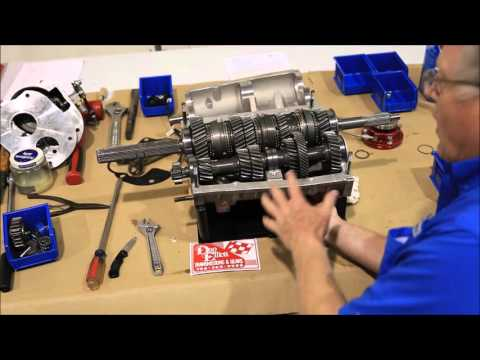 Richmond 6 speed Teardown and Reassembly