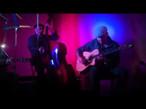 Joscho Stephan&Adam Palma - Caravan- accompanied by John McCormack (bass)