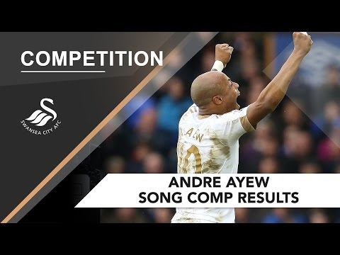 Swans TV - Comp Winner: Andre Ayew song