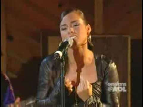 Alicia Keys You Don't Know My Name