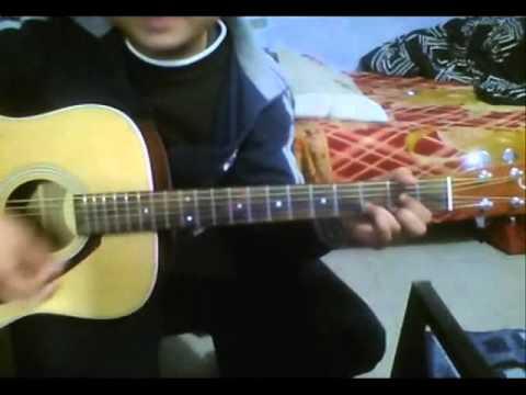 Tera mera rishta purana with chords (by Nikhil)