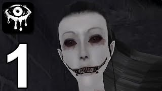 Eyes: The Horror Game - Gameplay Walkthrough Part 1 - Mansion: Krasue (iOS, Android)