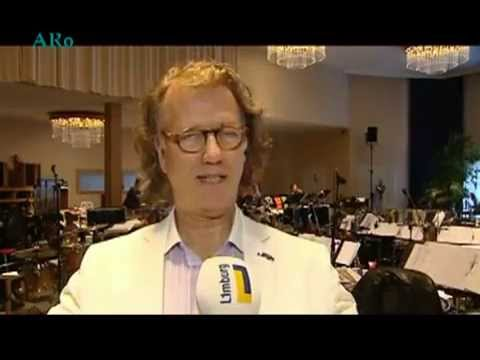 The Coronation Waltz - by Andre Rieu ( + Interview )