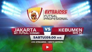 Download Lagu MY FUTSAL COSMO (JAKARTA) VS SKN FC (KEBUMEN) - (FT : 1-7) Extra Joss Futsal Profesional 2018 Gratis STAFABAND