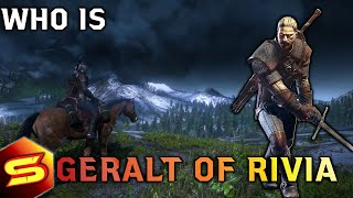 Who is Geralt of Rivia - Witcher 3: Wild hunt Lore (Story)