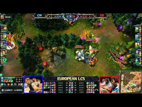 GMB vs SK - LCS 2013 EU Spring W6D1 (English)