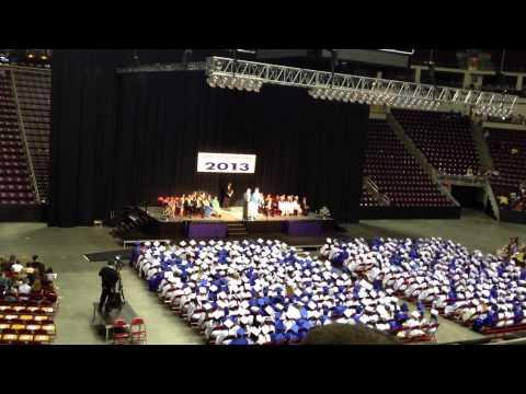 Agora Cyber Charter School 2013 Graduation - Valedictorian Speech, David Henderson