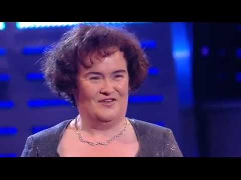 Susan Boyle I Dreamed A Dream Britain S Got Talent