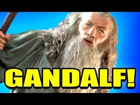 Gmod GANDALF The Hobbit Mod! (Garry's Mod)