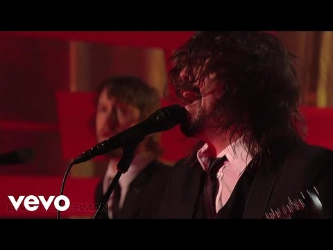 Foo Fighters - Monkey Wrench (Live on Letterman)