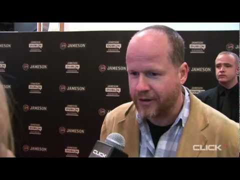 Joss Whedon Red Carpet Interview for Much Ado About Nothing | JDIFF