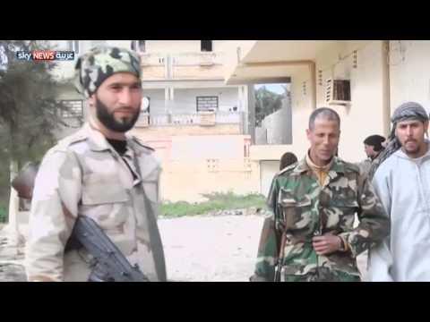 عملية عسكرية للجيش الليبي ببنغازي