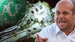 Vidente Carlinhos Previu Acidente de Avião Com Jogadores Chapecoense | TRAGÉDIA CHAPECOENSE
