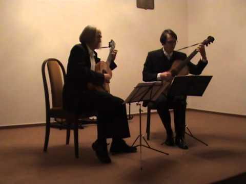 Ferdinando Carulli (1770-1841) - Petit Duo Nocturne No. 2 (Op. 128)