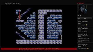 Castlevania Anniversary Collection: Castlevania 2 - Simon Quest Play Through #2