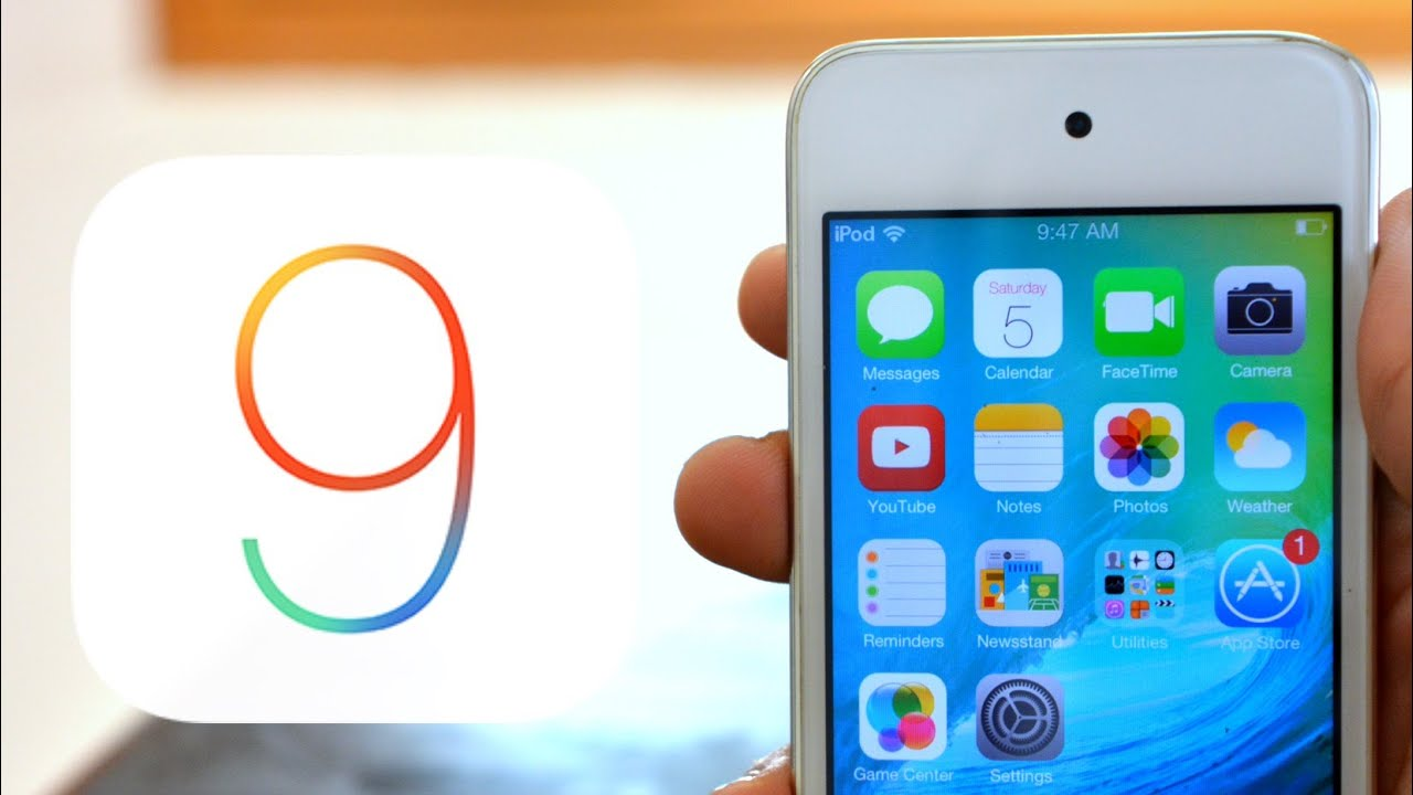 Ipod Ios 9 How to Get Ios 9 on Ipod Touch