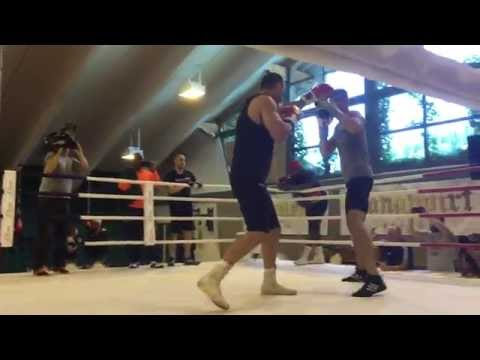 Wladimir Klitschko. Media training. Part 3
