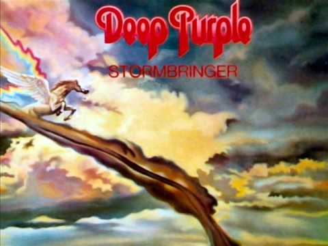 Deep Purple-Stormbringer Video