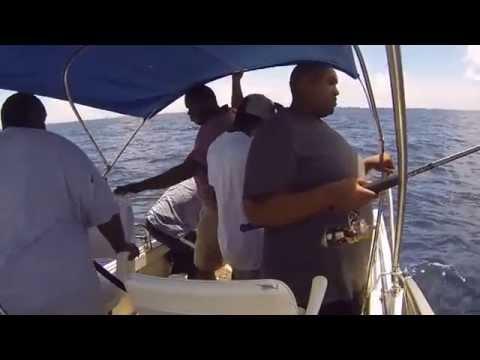 Lew Dem' Fishing Trip Nassau, Bahamas