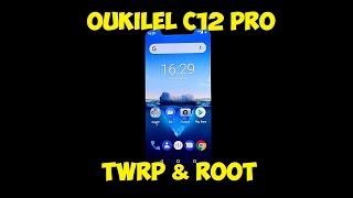 Oukitel C12 PRO - TWRP & ROOT - Инструкция