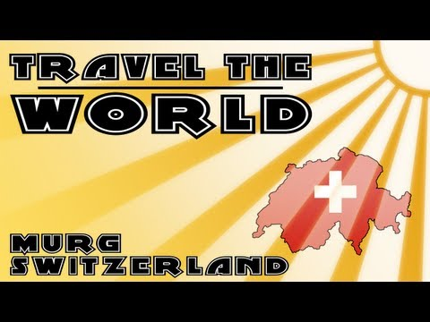 ☆ Travel The World ► Switzerland ► St. Gallen ► Murg ♥ Tigerventures!