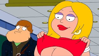 American Dad: Best of Francine 1000 ABO SPEZIAL | Clip (Deutsch)
