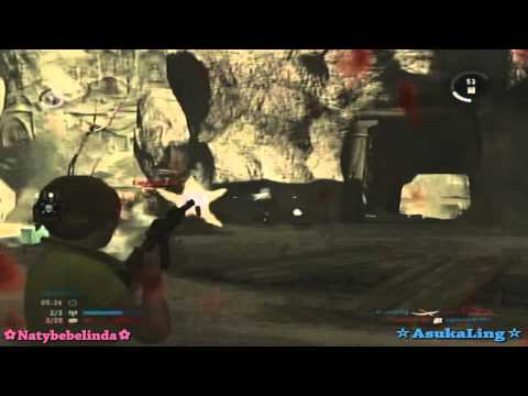 Tomb Raider 2013 PS3 - Multiplayer Cry for Help Monastery Steph / Archer W/ AsukaLing