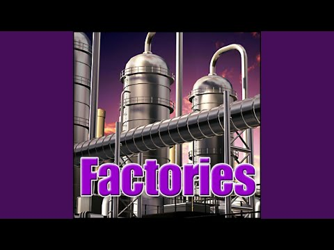 Industry, Power House - Mine Power House: Int: Generator Throb, Air Hiss and General Ambience...
