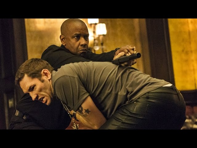 THE EQUALIZER | Trailer & Filmclip deutsch german [HD]