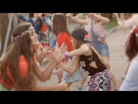 Malena Ratner en un video de Pocket