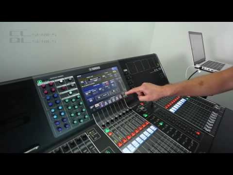 The New Features of Yamaha CL/QL Series V4.1